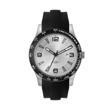 Alpine Beautifully crafted solid stainless steel 10 ATM 100 meter water resistant 43mm case with black or blue anodised aluminium bezel S. Please Click the image for more information.