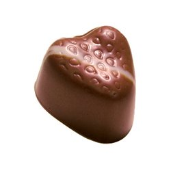 STRAWBERRY FIELDS&#8482  Strawberry ganache in milk chocolate Please Click the image for more information.