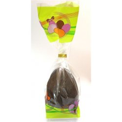Plain dark chocolate hollow egg  - 105mm high $9.90 Perfect for dark chocolate lovers or vegansMade using the same quality chocolate that we use in all our chocolates. Please Click the image for more information.