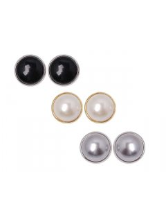 E0152 16MM pearl size clipon earring Please Click the image for more information.