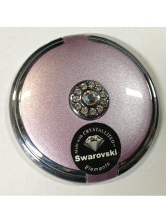 C5112C SWAROVSKI COMPACT MIRRORS AVAILABLE IN BLACK RED PINK GOLD  SILVER Please Click the image for more information.