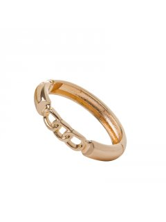 B0205 TRIPLE LINK BANGLE AVAILABLE IN GOLD OR SILVER Please Click the image for more information.