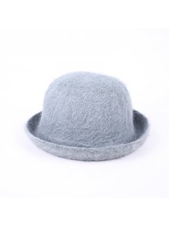 HA0218D GREY ANGORA HAT Please Click the image for more information.