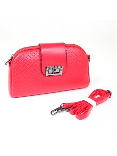 H0698A RED LADIES FASHION HANDBAG Please Click the image for more information.