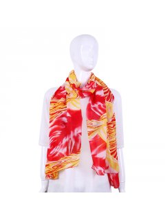 S239A ORANGE  YELLOW SCARF Please Click the image for more information.