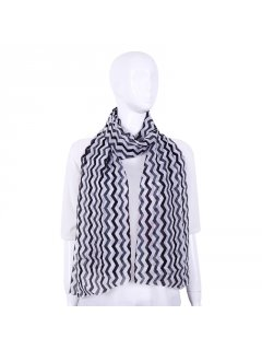 S235 BLACK  WHITE ZIGZAG PRINT Please Click the image for more information.
