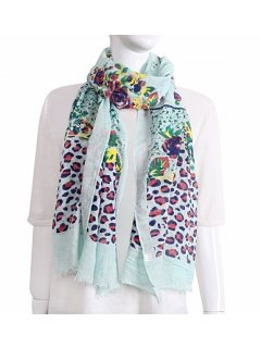 S228A GREEN SCARF Please Click the image for more information.