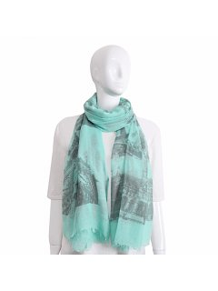 S224A LIME LONDON SCARF Please Click the image for more information.