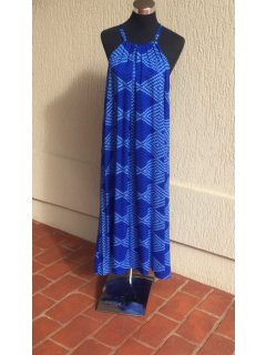 K064 BLUE MAXI DRESSPACK OF 3 FREESIZE Please Click the image for more information.