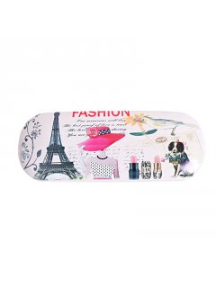 GW090A RETRO GLASSES CASE  PARIS Please Click the image for more information.