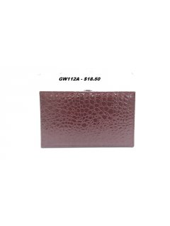 GW112A BURGUNDY JEWELLERY BOX Please Click the image for more information.
