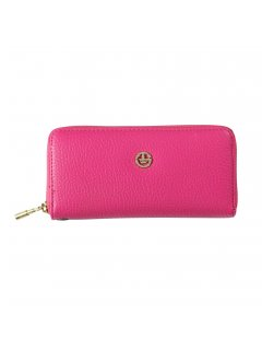 H0816C LADIES PINK WALLET Please Click the image for more information.
