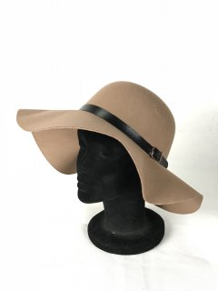 HA0281C THIS IS A GORGEOUS FELT WIDE BRIM HAT WITH A BELTED FEATURE THIS STYLE IS AVAILABLE IN 8 COLOURS NAVY BURGUNDY BLACK TAUPE FUCHSIA RED GREY AND COBALT. Please Click the image for more information.