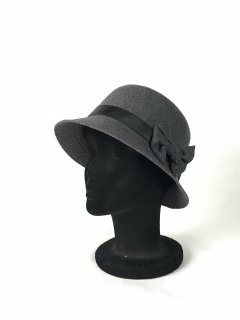 HA0280C THIS IS A CUTE FELT NARROW BRIMMED HAT WITH A BOW FEATURE THIS STYLE IS AVAILABLE IN 4 COLOURS RED PURPLE BLACK AND GREY. Please Click the image for more information.