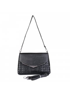 H0855 A compact bag with plenty of compartments Beautiful embroidered stitching and diamante detail Two Straps included. Please Click the image for more information.