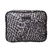 Cosmetic Box Bag /Hanger Leopard This super stylish waterproof cosmetic bag folds our to reveal a hanger for hanging on the back of a door and 2 large compartments that fit your hair products make up travel products etc Th. Please Click the image for more information.