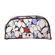 Small Cosmetic Bag Blue Leaves  Please Click the image for more information.