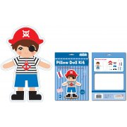 Pillow Doll Kit Pirate  Please Click the image for more information.
