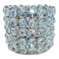 Crystal pillar candle holder Crystal pillar candle holder Please Click the image for more information.