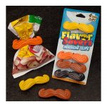 Flavour Savers Moustache Clips Add some personality to your pantry  Nobody likes cold lips or stale chips   Our set of four mustache shaped chip clips will keep your food fresh while classing up your cupboardAh. Please Click the image for more information.
