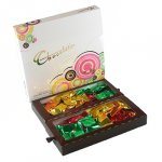 Chocolate Assortment Chocolatier assortment box containing thirty six individually wrapped chocolates  Great for someone who loves to share with more than enough to go around  . Please Click the image for more information.