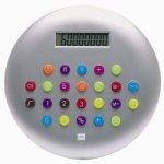 Candy Button Calculator Who knew punching numbers could be so tasty This solid plastic calculator by PT features candylike buttons for your sweet subtractions delicious divisions appetising additions and mouthwatering multiplications Includes . Please Click the image for more information.