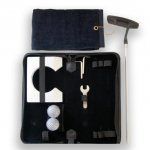 Executive Golf Putting Set Whatever the weather get the practice in with this executive style set Beautifully balanced putting club is part of this well designed set for the golf enthusiast . Please Click the image for more information.