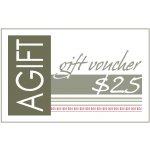 $25 Gift Certificate Now they can have their gift and choose it tooWith a lovely range of gifts to choose from  at AGIFT let them enjoy selecting their favourite  Spoil. Please Click the image for more information.