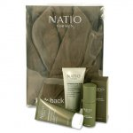 Natio For Men - Kick Back & Unwind Gift Set All the best things come from nature  Just like NatioNatios Kick Back and Unwind Set for Guys is perfect for that special guy in your life who could use a little less stress Inside theres a gorgeously soft fleece robe as well as body wash eau de toilette and shave cream Its the ultimat. Please Click the image for more information.
