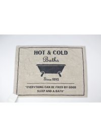 BATH MAT HOT AND COLD  Please Click the image for more information.