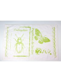 FRENCH BATH MAT GREEN  Please Click the image for more information.