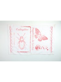 FRENCH BATH MAT PINK  Please Click the image for more information.