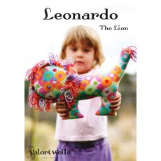 Valori Wells Leonardo The Lion Sewing Card Leonardo the Lion is guaranteed to keep a child happy and content for hours whether it be snuggle or playtime and be the perfect companion for life Please Click the image for more information.