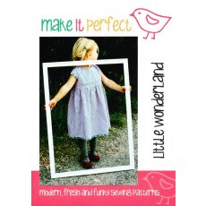Make It Perfect LITTLE Wonderland The Wonderland Dress is destined to be loved by girls of all ages A dress for all occasions and something a little bit special for birthday parties weddings and special dinners Th. Please Click the image for more information.
