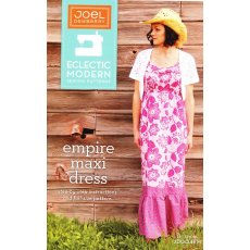 Joel Dewberry Empire Maxi Dress A Revival of Vintage CharmTake your wardrobe to dramatic lengths with this empirewaisted dress slung from slender straps and trimmed with a ruffled neck and hem. Please Click the image for more information.