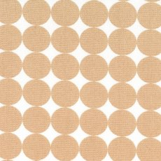 No 5 Interior Collection Dots Tan on White Wide width dots suitable for homewares upholstery blinds and curtains This fabric design would also be striking made into our custom made cushions or lampshades. Please Click the image for more information.