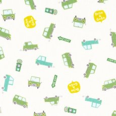 Puti de Pome Drive A-Go-G- Green Puti de Pome Drive AGoGo is a fun boys fabric that would look fabulous made into cushions quilts linen and lampshades in a nursery or small childs bedroomThe P. Please Click the image for more information.