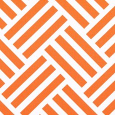Bekko Parquet Wide Width Tangerine Remnant Bekko Parquet is a striking largerscale cross hatch geometric design printed on a lovely medium weight 100 cotton sateen Sui. Please Click the image for more information.