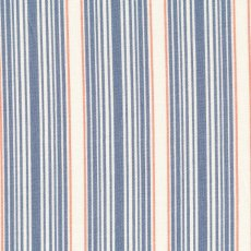 Dear Stella Cleo Stripe Blue & Salmon  Please Click the image for more information.
