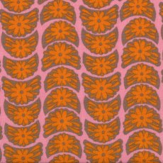 True Colours Crescent Bloom Tangerine Crescent Bloom is designed by Anna Maria Horner for the True Colours designer fabric collection Please Click the image for more information.
