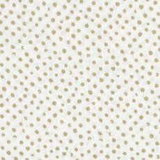 Dear Stella Playdate Confetti Dot Gold Sparkle Remnant The Dear Stella Playdate Confetti Dot is a contemporary small scale irregular spot Please Click the image for more information.