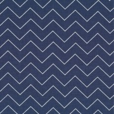 Dear Stella Zig Zag Navy REMNANT A simple but striking chevron design by Dear Stella Please Click the image for more information.