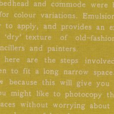 Text Natural on Mustard Linen Blend   Please Click the image for more information.