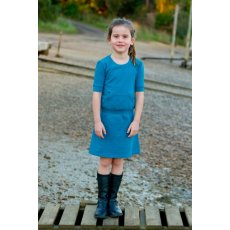 Make It Perfect Joey BIG Sizes A mini version of the Make It Perfect womens Skippy dress Joey is a pretty everyday dress for little girls made with your favourite stretchy knit fabric Ther. Please Click the image for more information.
