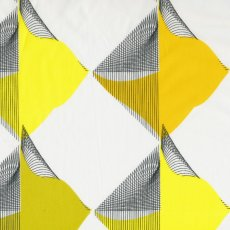 Jubilee Kite Yellow Jubilee is a lovely contemporary Japanese design printed on 100 cotton light weight lawn This semisheer superior lawn fabric is an excellent choice for scarves blouses and shirts. Please Click the image for more information.