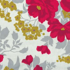 Flora Rose Bouquet Poppy RAYON  Please Click the image for more information.