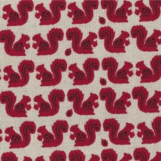 Squirrel Red A favourite with the kids this squirrel fabric would make adorable cushions wall art linen and lampshades for a nursery or bedroom Al. Please Click the image for more information.