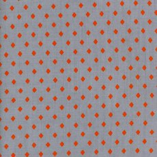 Frock Gemstone Orange on Grey Rayon Gemstone forms part of the Frock fabric collection for Cotton  Steel Designed by Sarah Watts as the collections name suggests it is a soft light weight dress fabric  Ray. Please Click the image for more information.