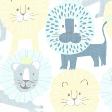 Alexander Henry Little Lion Baby Blue  Turn this adorable Alexander Henry Little Lion fabric into wall art cushions quilts applique or clothing for your little ones. Please Click the image for more information.