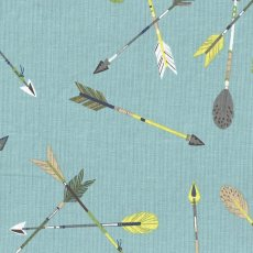 Alexander Henry Me And My Arrow Blue  Limitless projects for this Alexander Henry Me and My Arrow fabric design Please Click the image for more information.